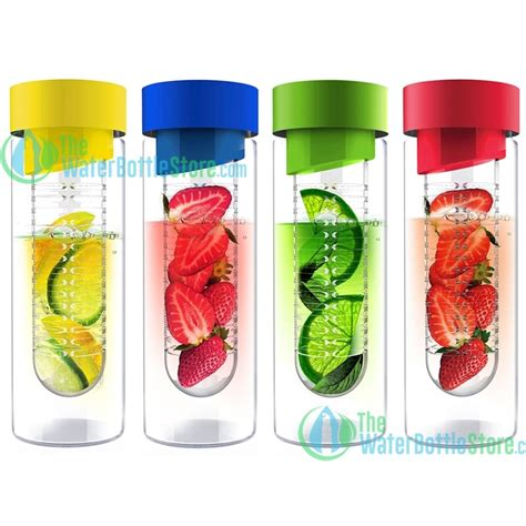 glass lunch containers asobu flavour it glass fruit infuser water bottle citrus
