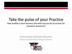 Take The Pulse Of Your Practice