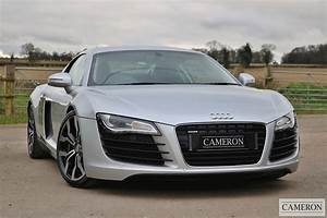 Used 2008 Audi R8 V8 Quattro Coupe 4 2 Manual Petrol For