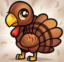 draw  chibi turkey  kids   draw