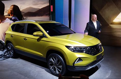 New China-only Volkswagen Models Shown At Shanghai