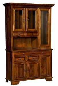 Solid, Wood, Bradbury, Hutch, From, Dutchcrafters, Amish, Furniture