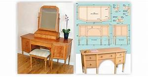 Woodworking Plans Vanity Table : Fantastic Gray
