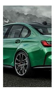 2020 BMW M3 Competition - Wallpapers and HD Images   Car Pixel