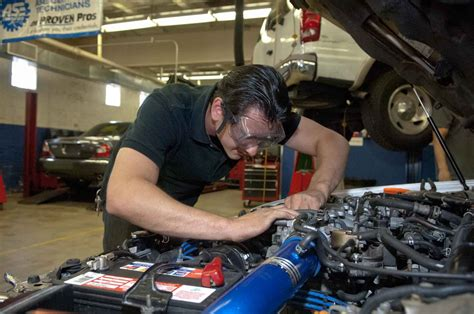 automotive service  proficiency certificate community