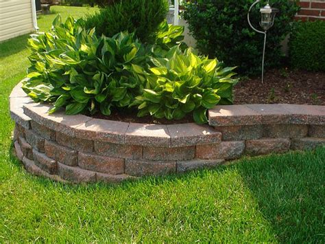 front yard retaining wall landscaping front yard landscaping ideas retaining wall