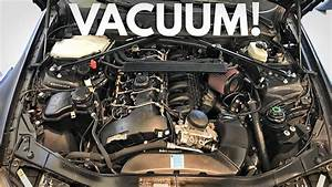 How To Replace Your Bmw Vacuum Pipe  Diy