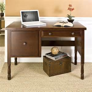 wood computer desk w file drawer sam s club
