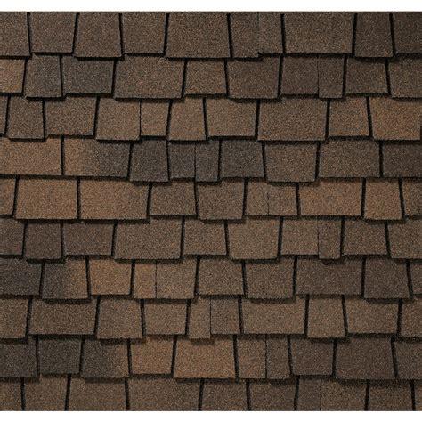 shop gaf glenwood 11 11 sq ft adobe clay laminated