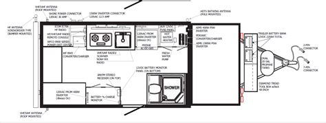 Wireing Diagram For Back Up For Motor Home by Dual Battery Hook Up Diagram Images Auto Fuse Box Diagram