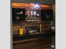 Man Cave Bar IKEA Hackers