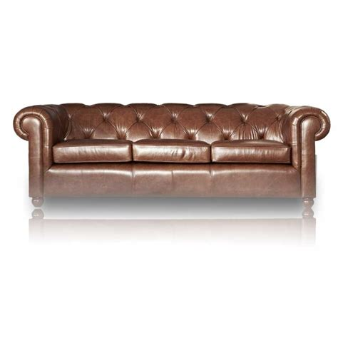 canapé chesterfield cuir occasion canape chesterfield cuir vieilli 28 images photos