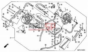 Motosp - Honda - Xl1000v  Ed  Varadero 2001  Transmission Replacement Parts