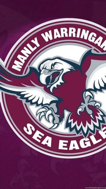 Manly sea eagles new zealand rugby players. Manly Sea Eagles NRL Wallpapers (29425514) Fanpop Desktop Background