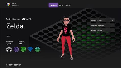 You Can Now Decorate Your Xbox Profile With Series Xs