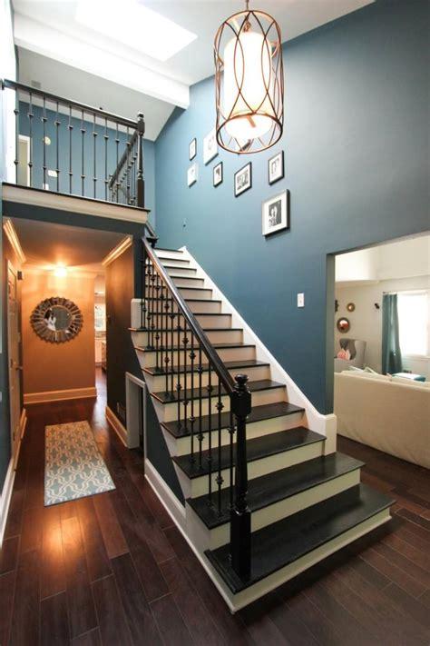 renovation escalier idees escalier peint  deco montee