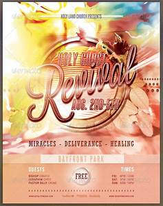 20 revival flyers free psd ai eps format downloads With free church revival flyer template