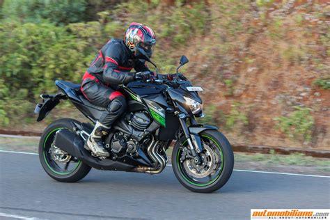 Review Kawasaki Z800 by Automobilians 2016 Kawasaki Z800 Abs Test Ride