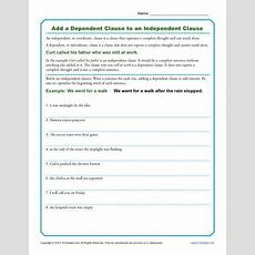 17 Best Ideas About Dependent Clause On Pinterest  Sentence Structure, Literacy Games Middle