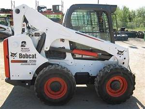 Used Bobcat A770 2012 For Sale
