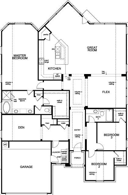 homes  sale  houston tx  kb home floor plans house floor plans model homes