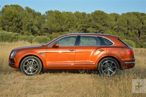 2017 Bentley Bentayga Review  Digital Trends