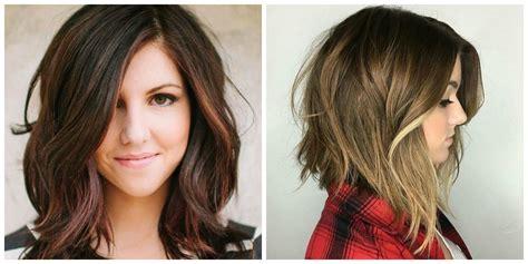 Medium Hairstyles For Women 2019