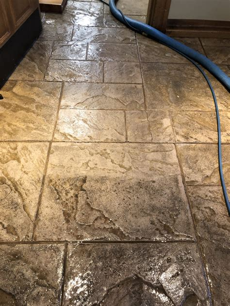 Stone & Tile Cleaning - A&M Group Incorporated