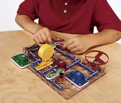 The Automata Blog Snap Together Circuitboard Kit With