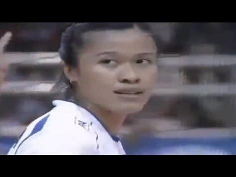 มลิกา บล็อคก็ได้ตบก็ดี (volleyball Thailand  China) ไทย