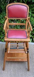 Chaise Haute Bébé Occasion : chaise haute pour b b d 39 occasion vintage ~ Teatrodelosmanantiales.com Idées de Décoration