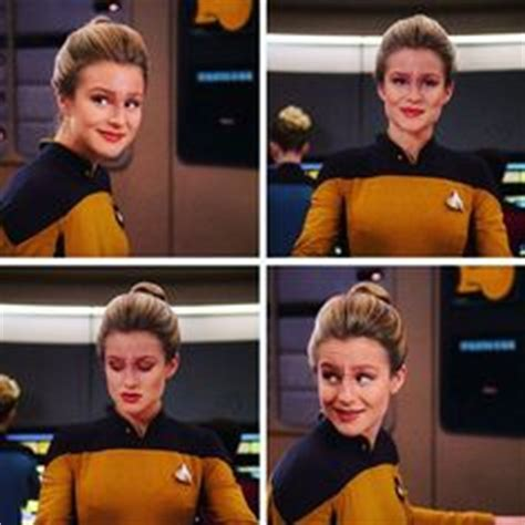 Trek Next Lower Decks Cast by Trek The Next Generation Dr Brahms Susan