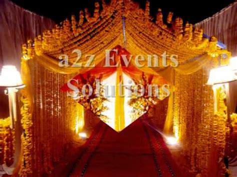 design decorate world class wedding stage decor