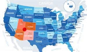 4 Corners USA Four States