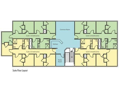 room layout high school floor plan layout dorm floor