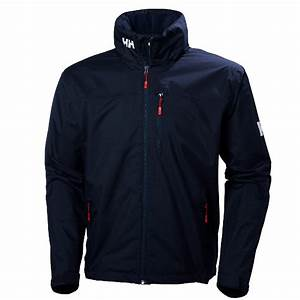 Helly Hansen Crew Hooded Jacket