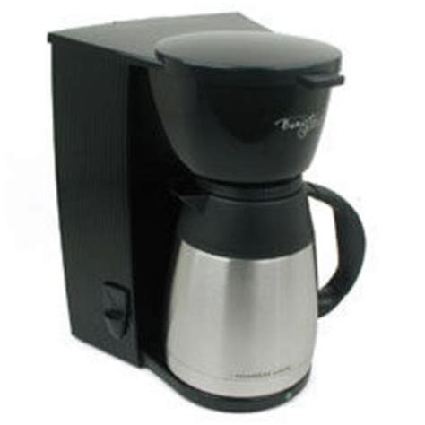 Starbucks Barista Quattro 4 Cup Thermal Coffeemaker 743168 Reviews ? Viewpoints.com