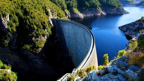 Gordon Dam Tasmania Australia Wallpapers 2560x1440 1465659