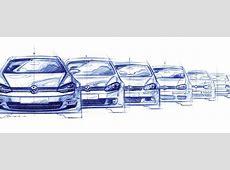 Inside story of the nextgen VW Golf Autofocusca