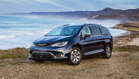 Everything New In The Chrysler Pacifica And Hybrid