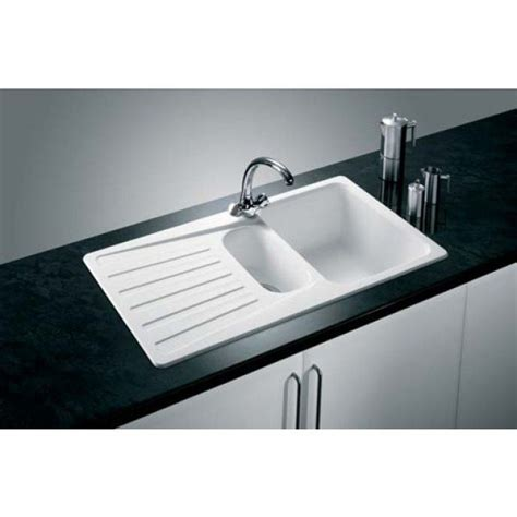 Blanco Nova 6S Silgranite 1.5 Bowl Inset Sink