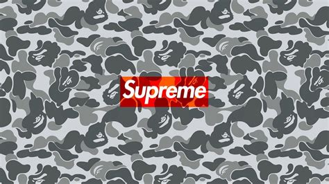 supreme wallpapers wallpaper cave