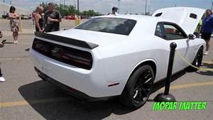 Srt Hellcat Challenger White | www.pixshark.com - Images ...