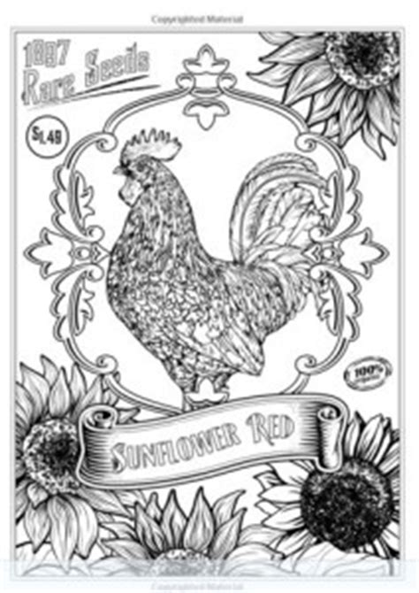 how to find calm in coloring chickens adult coloring 101