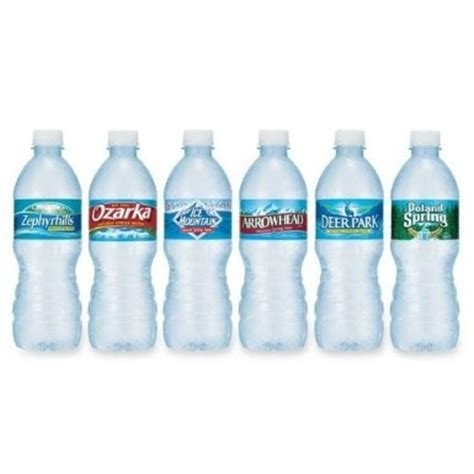 48 Best Images About Mineral Water  O On Pinterest
