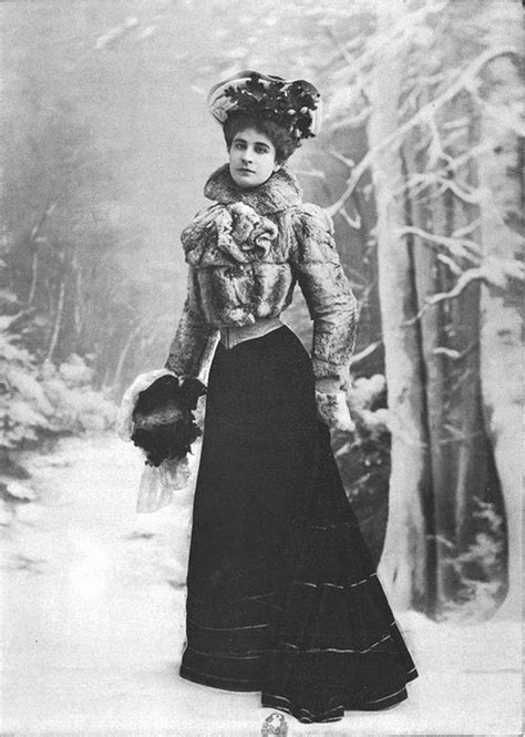 Beautiful Parisian Womenu0026#39;s Fashion From the 1900s ~ vintage everyday