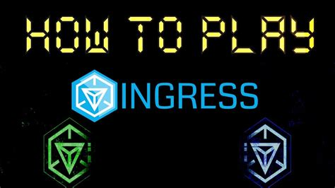 Play Ingress by How To Play Ingress Including Portal Pokestop Submissions