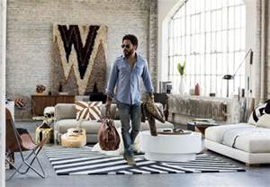 eclectic bathroom ideas lenny kravitz cb2 collection freshome feature