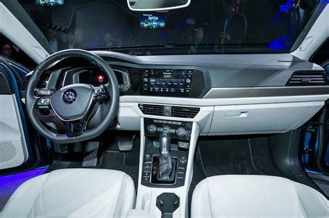 volkswagen jetta interior motor trend