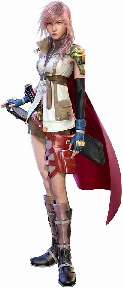 Lightning Fantasy Final Ff13 Ffxiii Wiki Claire